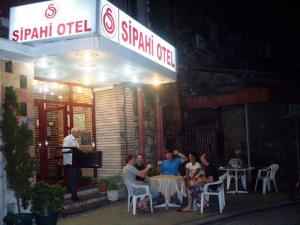 Sipahi Hotel with our Guests